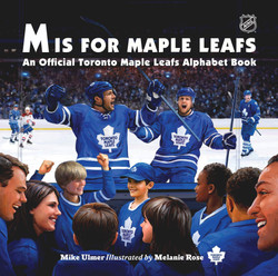 M is for Maple Leafs cover