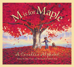 M is for Maple Cover