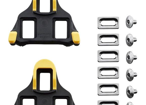 Shimano SPL-SL Cleat Set SM-SH11 | Yellow