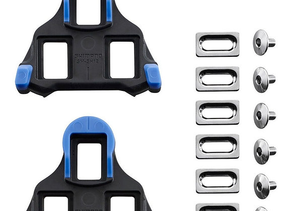 Shimano SPL-SL Cleat Set SM-SH12 | Blue