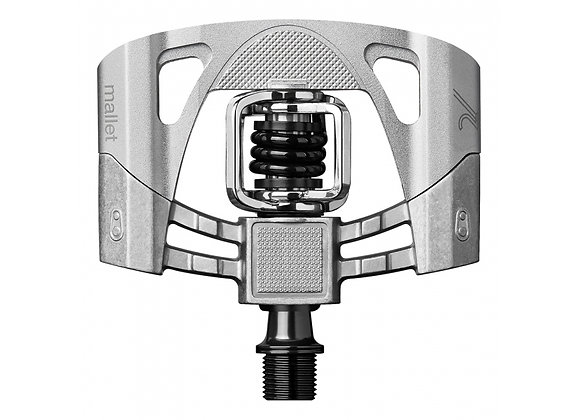 Crank Brothers Mallet 2 | Silver