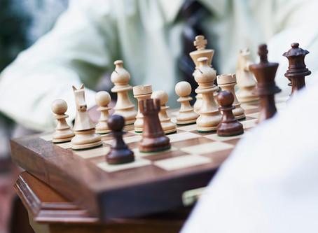 Checkers or Draughts - เซียนบริหารคน เล่นหมากรุก หรือหมากฮอส