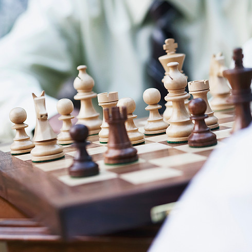 Father's Day Chess Competition