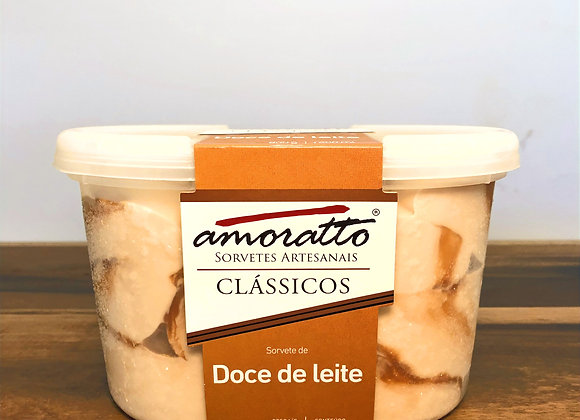 DOCE DE LEITE - Pote 1,5L