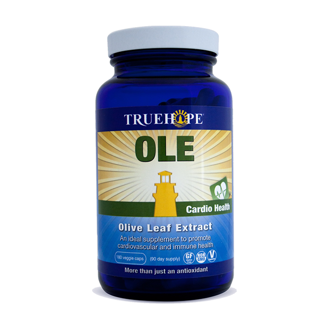Truehope OLE (Olive Leaf Extract)