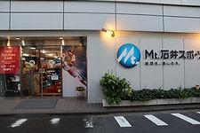 石井スポーツカンダコンペ館