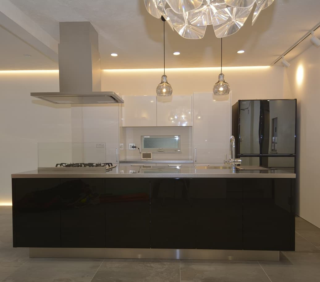 キッチン・アイランド型