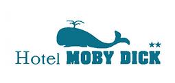 il Logo del Hotel MobyDick