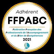 FFPABC - Logo adhérent 2021 Expériment'âme