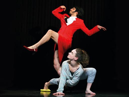 Vacature: twee dansers (V/M)