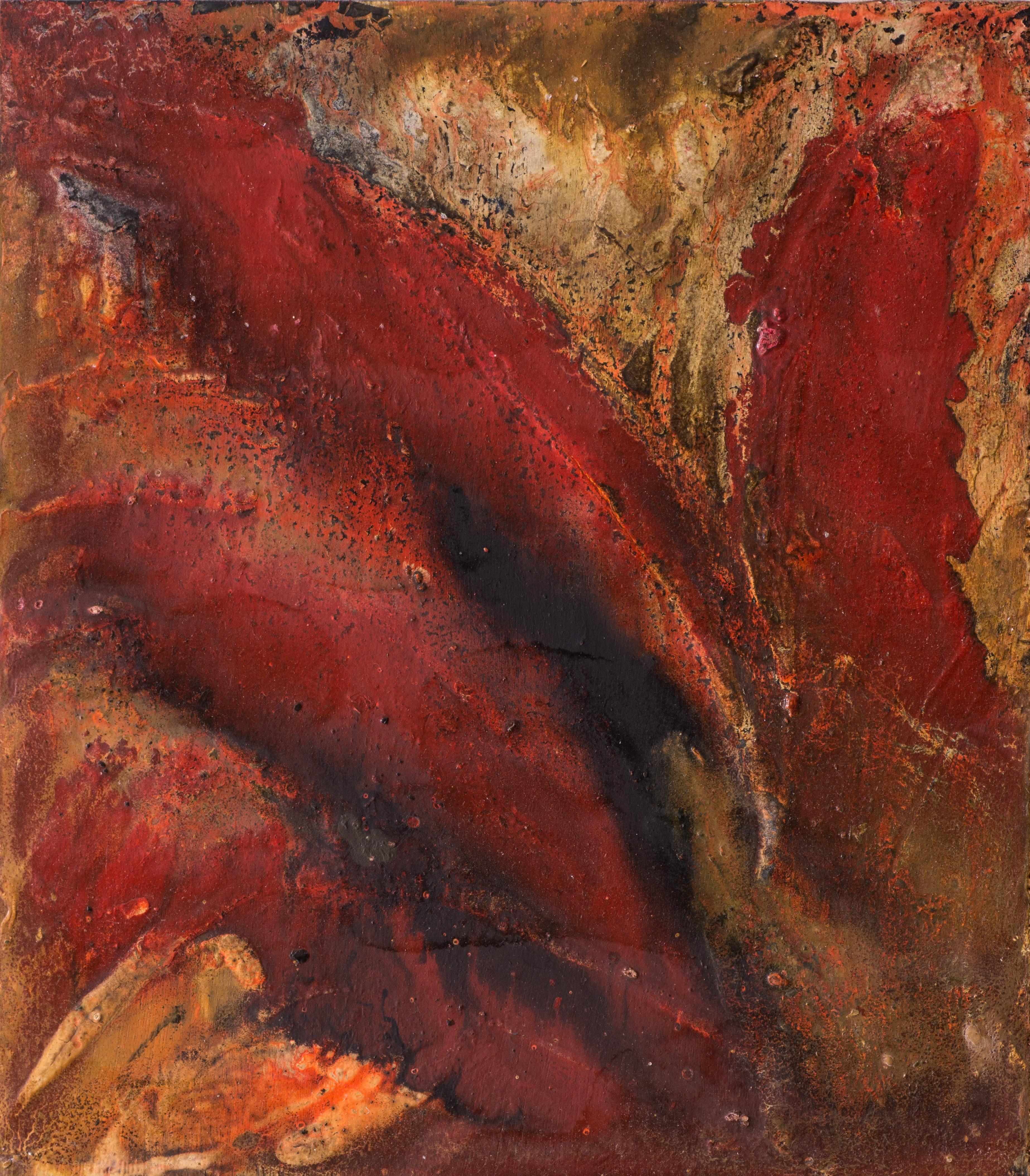 Red Petal Study 2014