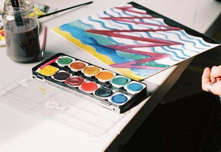 Art Therapy for children on the Autism Spectrum