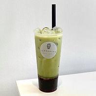 Matcha Strawberry Milk Tea.JPG