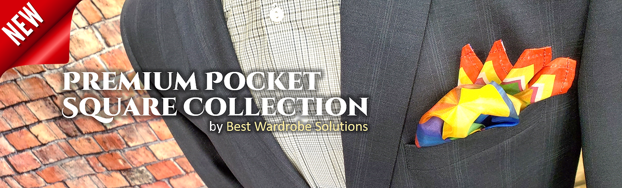 Banner - Premium Pocket Square Collectio