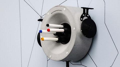 Graffistiq- l'appareil