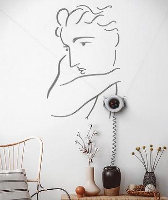 Graffistiq- l'appareil qui dessine avec vos invités