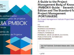 7ª Edição do Guia PMBOK disponível para pré-venda