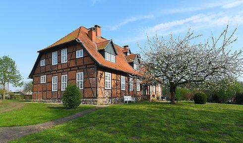 201804xx Gutshof Benckendorf - Aussen -