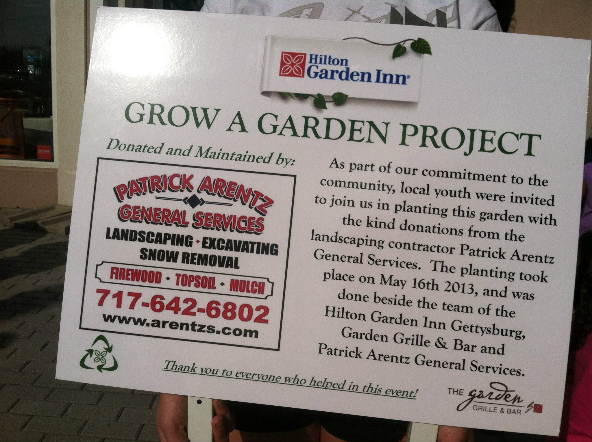 Grow a Garden Project