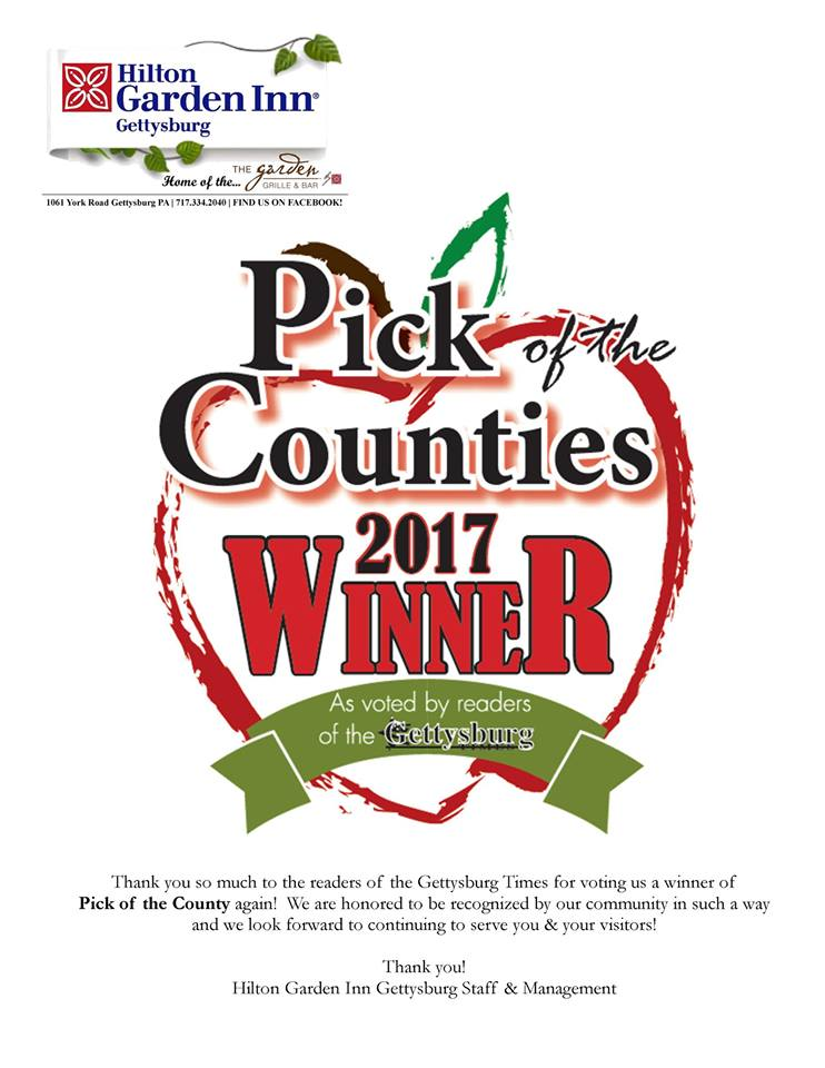 Pick of the County Winner