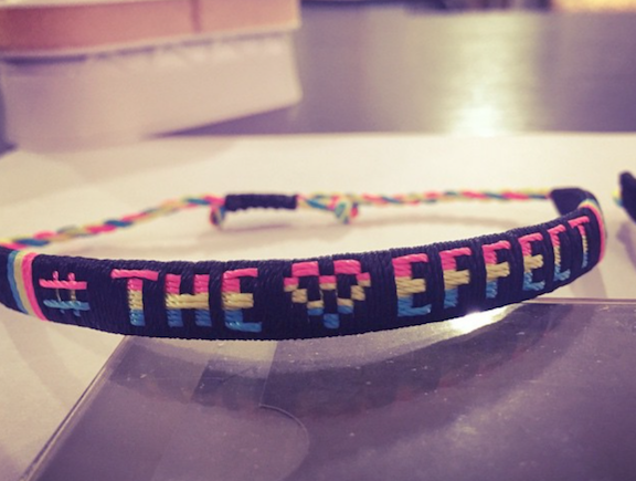 THE LOVE EFFECT - Wristbands #theloveeffect