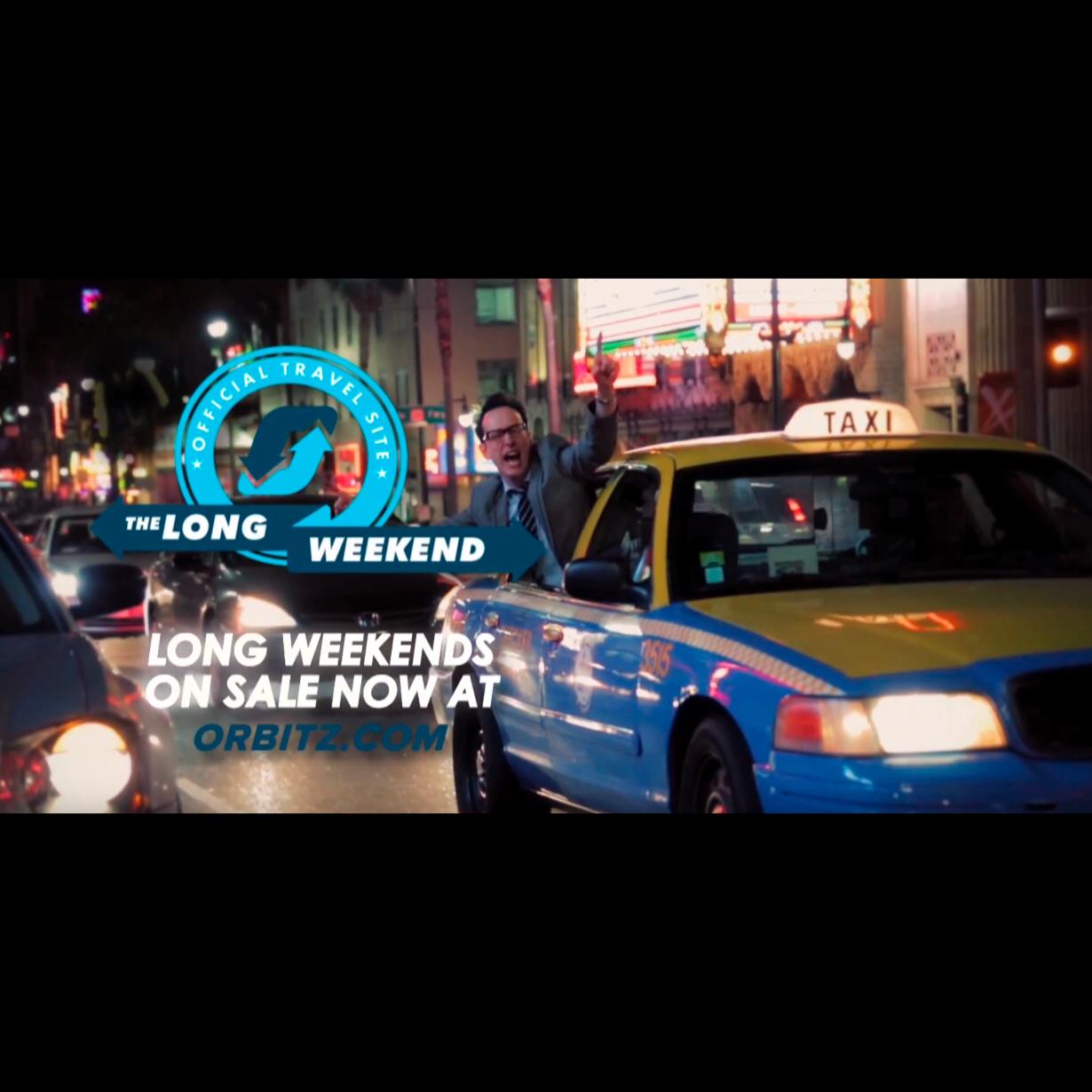 ORBITZ - Commercials Campaign