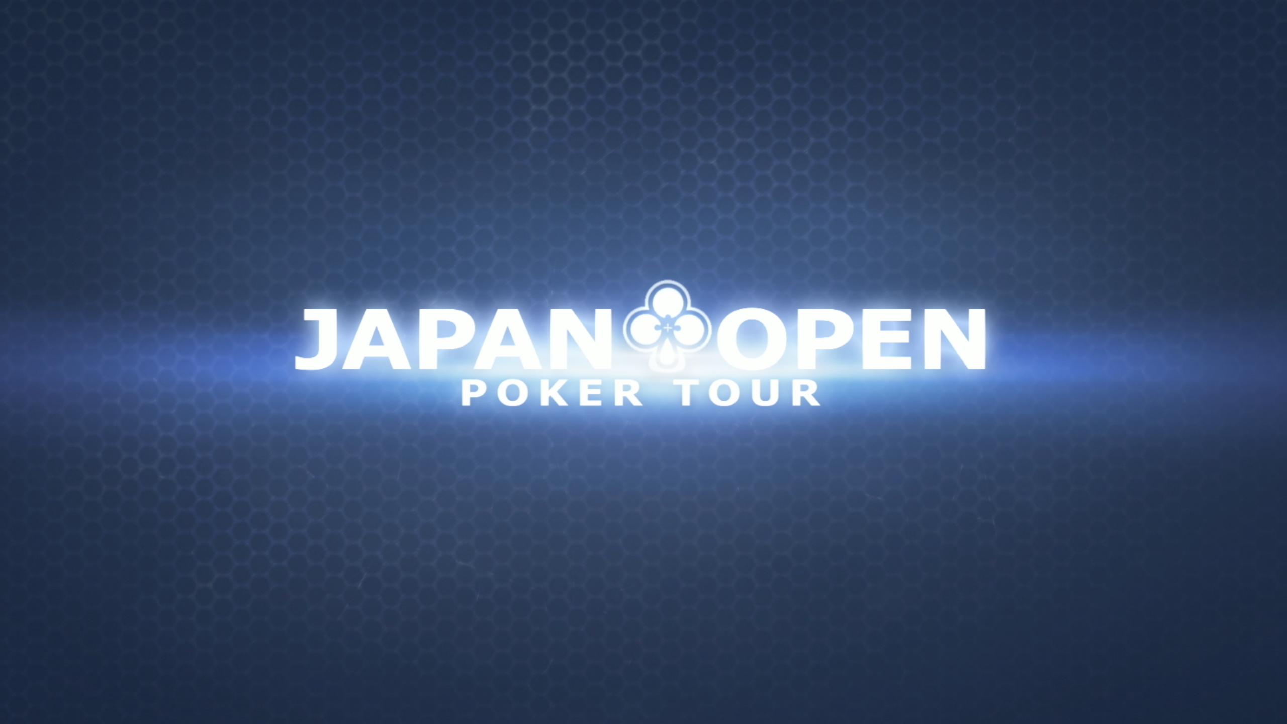Japan Open Poker Tour- commercial
