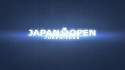 Japan Open Poker Tour- commercial