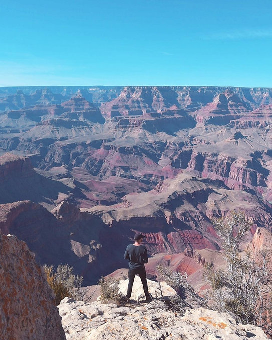Drue Grit The Grand Canyon - Writer Dire