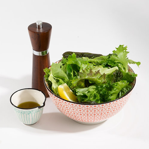 Dreams of Greens: 1LB Happiness Blend (Mixed Greens) + 2 Boxes of Butterhead