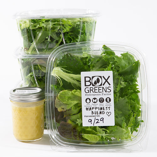 Box Greens Home Delivery