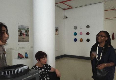 Hypersampling Identities Jozi Style Exhibition
