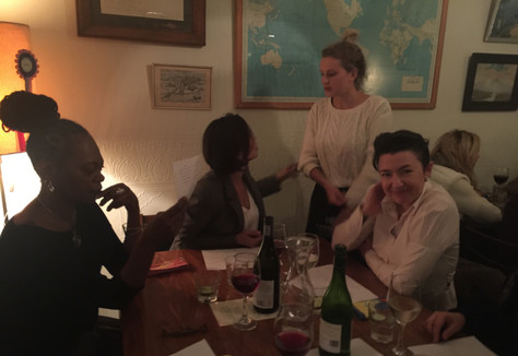 Power, Politics and the Emotions: Impossible Governance Panel dinner
