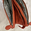 Thumbnail: Porte feuille CRAZY orange