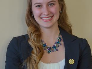 Graduate Student of the Week: Stephanie Wiltman