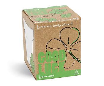 Grow me 'good luck' seeds