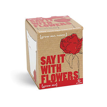 Grow me 'say it with flowers' seeds
