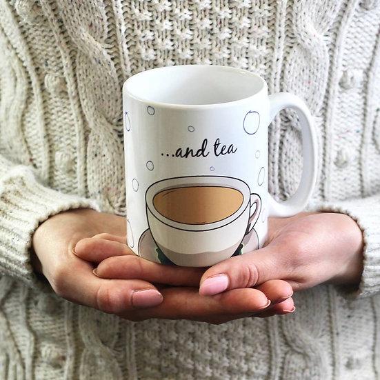 Love Tea mug