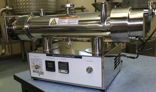 Ultraviolet liquid processing unit