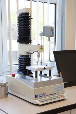 Texturometer