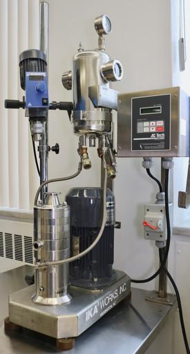 Disperseur de laboratoire IKA