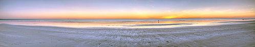 Gantheaume Dry Season Sunset