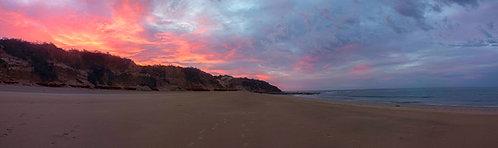 Eco Beach Sunset