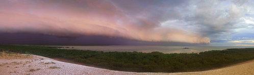 Kennedy Hill Shelf Cloud