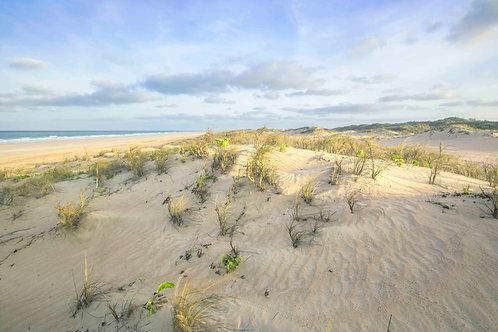 Cable Beach Sand Dunes Sunrise