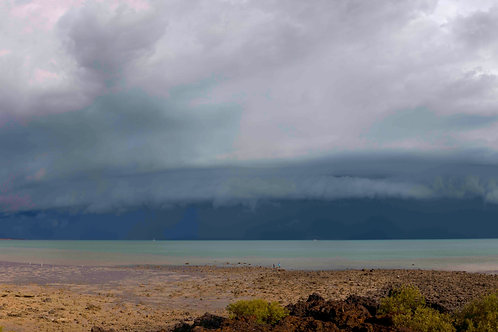 Town Beach Shelf Cloud