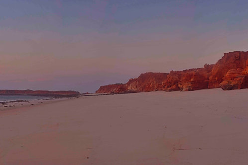 Cape Leveque Western Beach Sunset