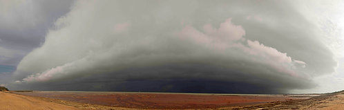 Roebuck Bay Shelf Cloud