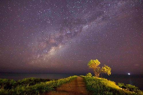 Town Beach Milky Way