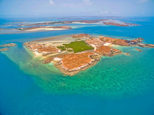 One Arm Point Islands